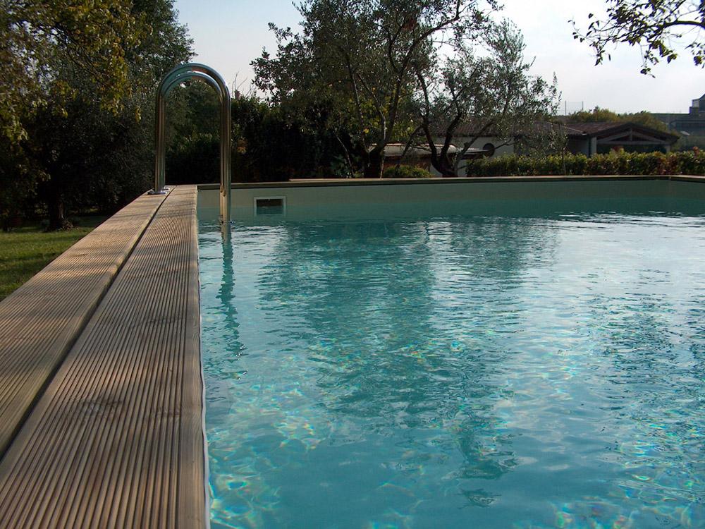 Piscine fuori terra global piscine - Piscine rettangolari fuori terra ...